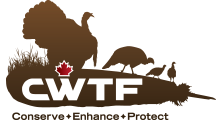 Canadian Wild Turkey Federation – CWTF.ca Logo